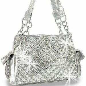 Brand new purse Sliver diamond 👜